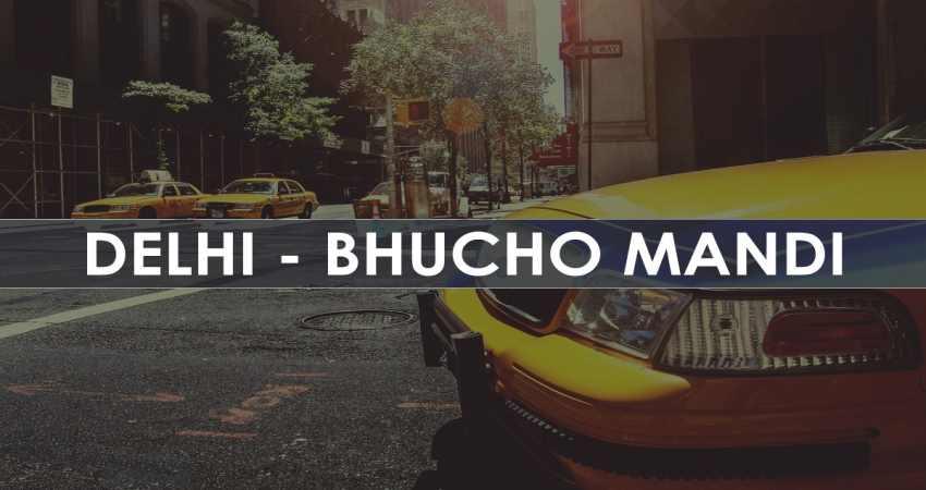 Taxi Delhi To Bhucho Mandi